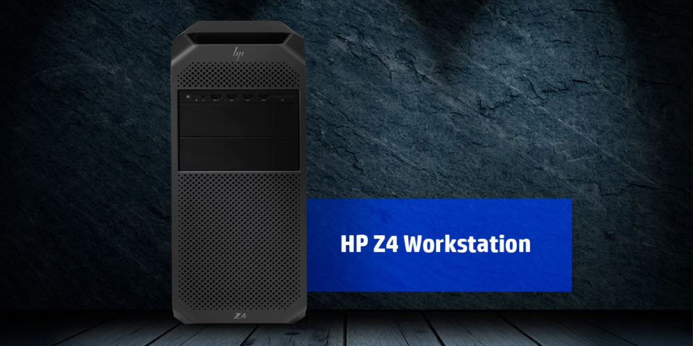 HP Z4 Workstation Review: A Future-power House