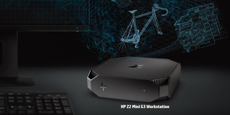 HP Z2 Mini G3 Workstation Review – Ultra-compact And Powerful